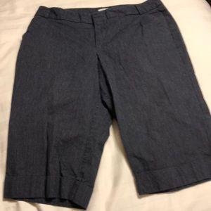 Dockers Woman Ideal Fit Walking/Dress Shorts (14)